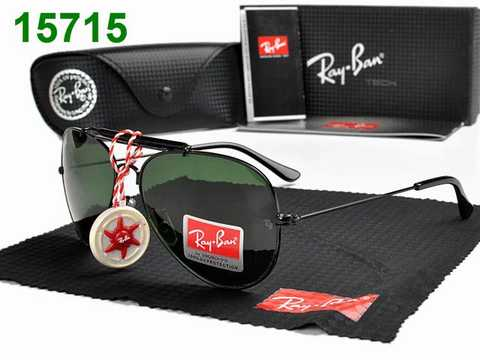 lunette soleil homme polarise ray ban