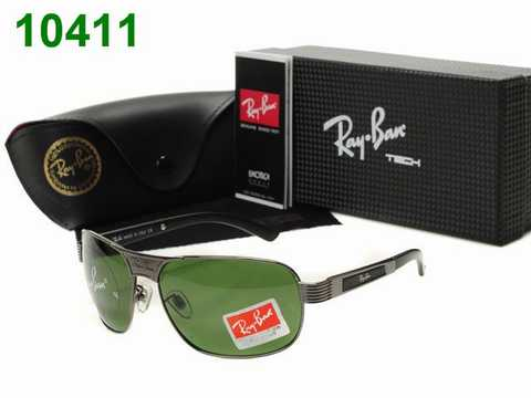 lunettes ray ban homme pas cher