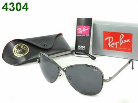 lunette ray ban aviator homme solde